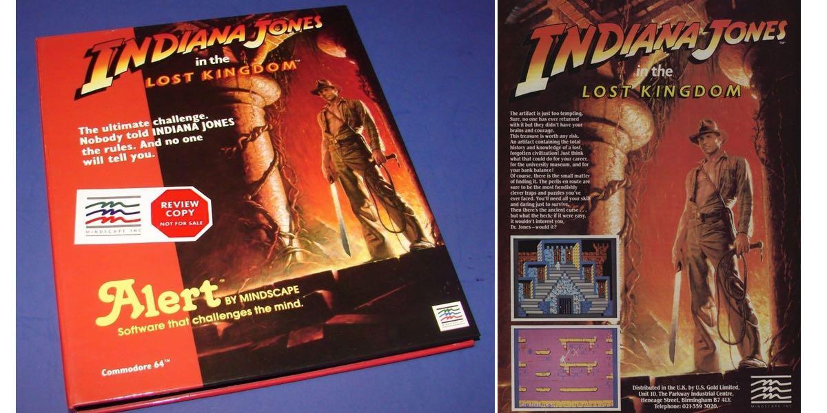 Indiana Jones y el templo de la peste