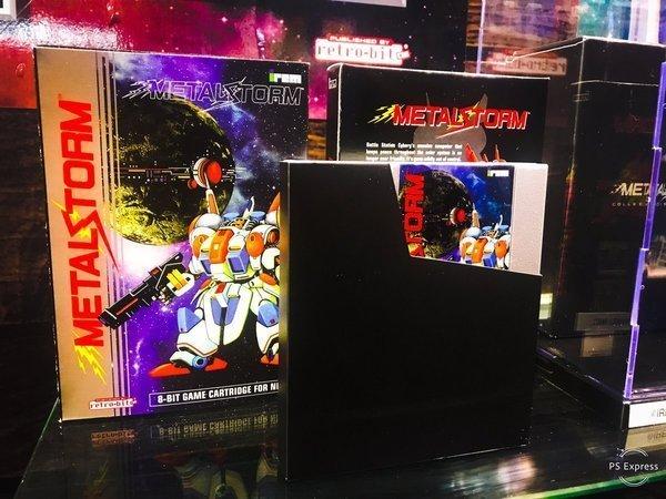 Metal Storm de Irem en su posible reedición de 2019