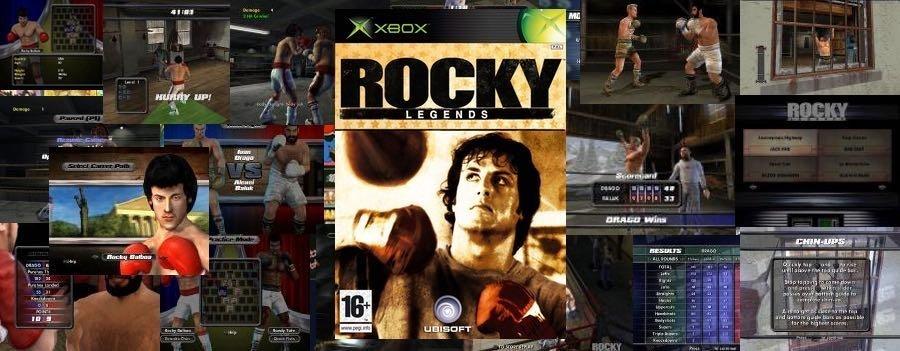 Mis impresiones sobre el juego Rocky Legends de Xbox