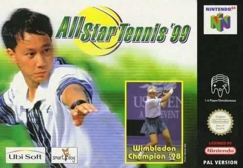 All Star Tennis Nintendo 64