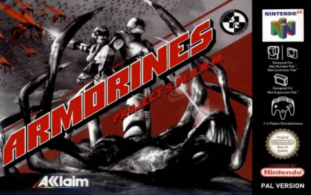 Armorines - Project S.W.A.R.M