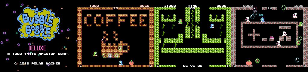 Descargar Bubble Bobble Deluxe para Nintendo NES