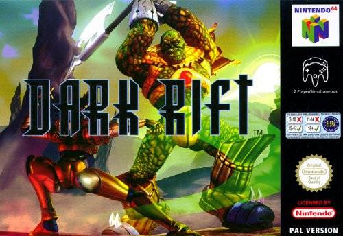 Dark Rift carátula de Nintendo 64