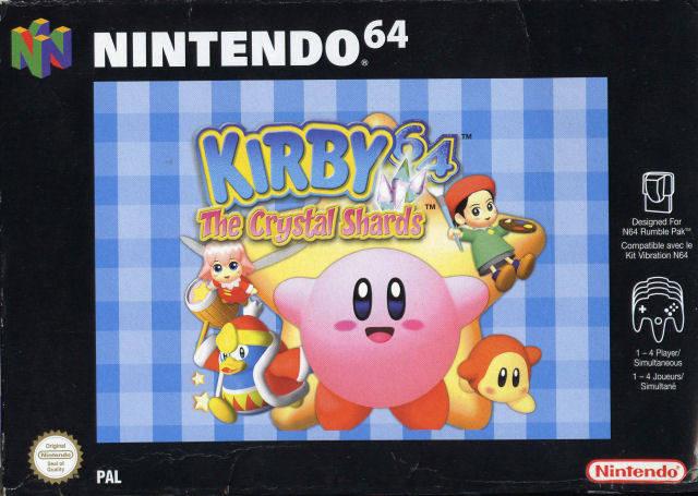 portada de Nintendo 64