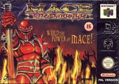 Mace - The Dark Age portada de Nintendo 64