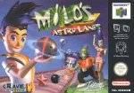 Milo's Astro Lanes portada de Nintendo 64