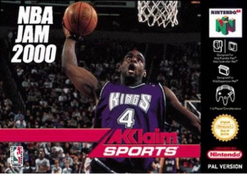 NBA Jam 2000 portada de Nintendo 64