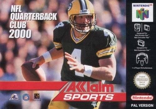 NFL Quarterback Club 2000 Nintendo 64