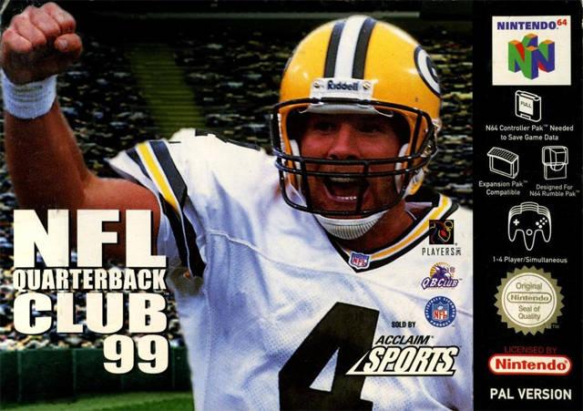 NFL Quarterback Club 99 Nintendo 64