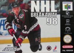 NHL Breakaway 98 Nintendo 64