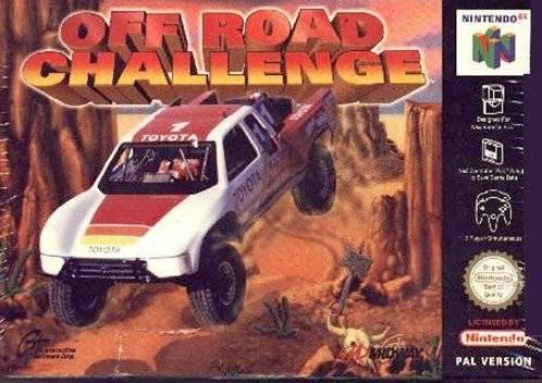Off Road Challenge Nintendo 64