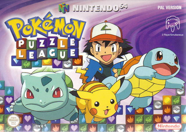Pokemon Puzzle League Nintendo 64