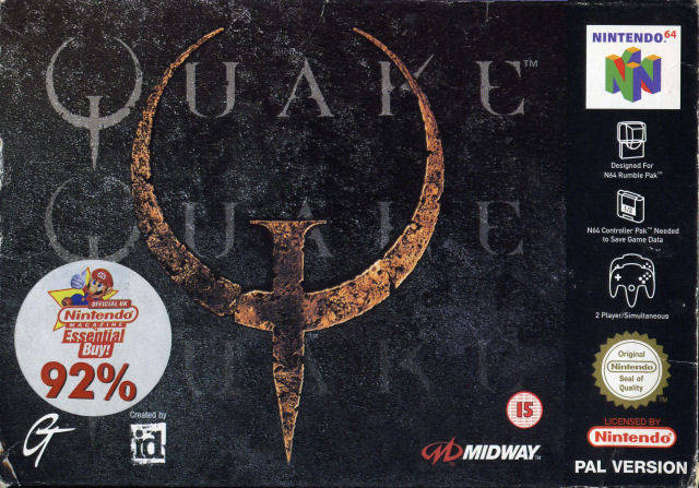 Quake Nintendo 64