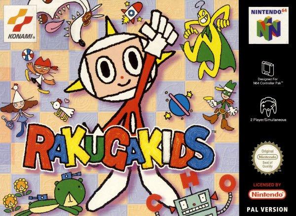 Rakuga Kids Nintendo 64