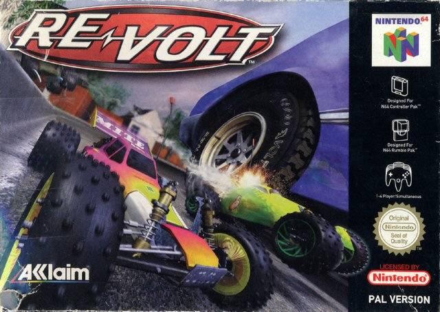 Re-Volt Nintendo 64