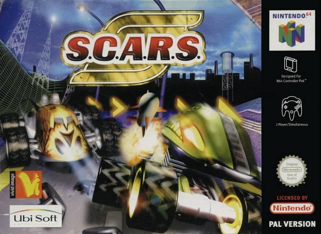 S.C.A.R.S. Nintendo 64