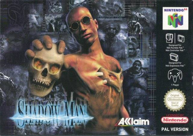 Shadow Man Nintendo 64