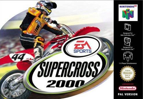 Supercross 2000 Nintendo 64