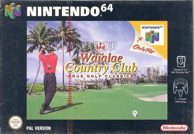 waialae Nintendo 64