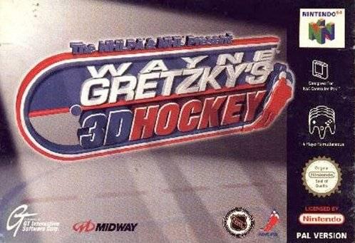 Wayne Gretzky 3D Hockey Nintendo 64
