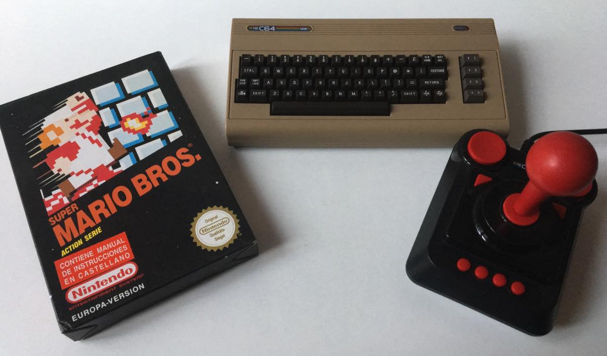Super Mario Bros para Commodore 64