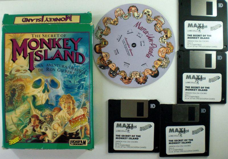 Vuelve Monkey Island al PC