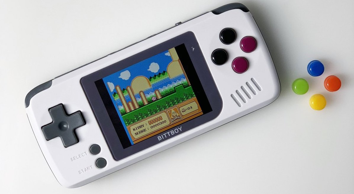 Consola Bittboy nueva version