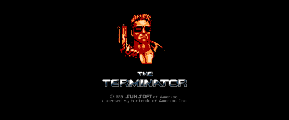 Terminator SunSoft NES