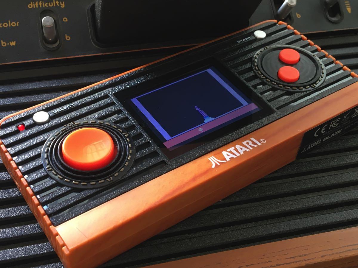 Consola Atari Retro Handheld