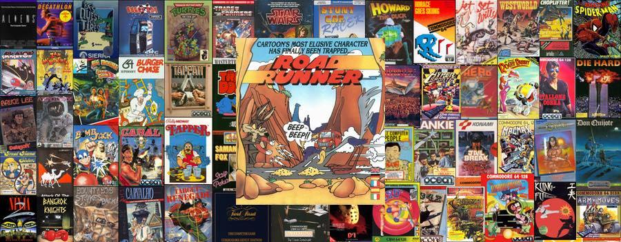 Road Runner C64