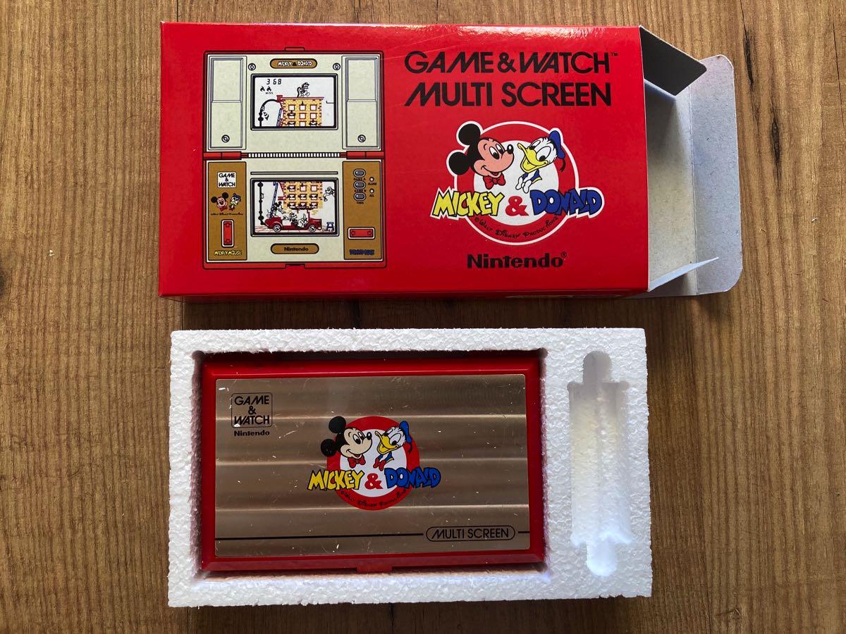 Caja repro Game Watch Nintendo