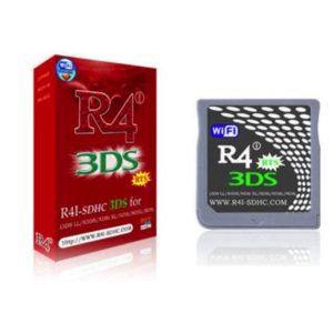 R4I-SDHC 3DS RTS Upgrade Revolution For DSi