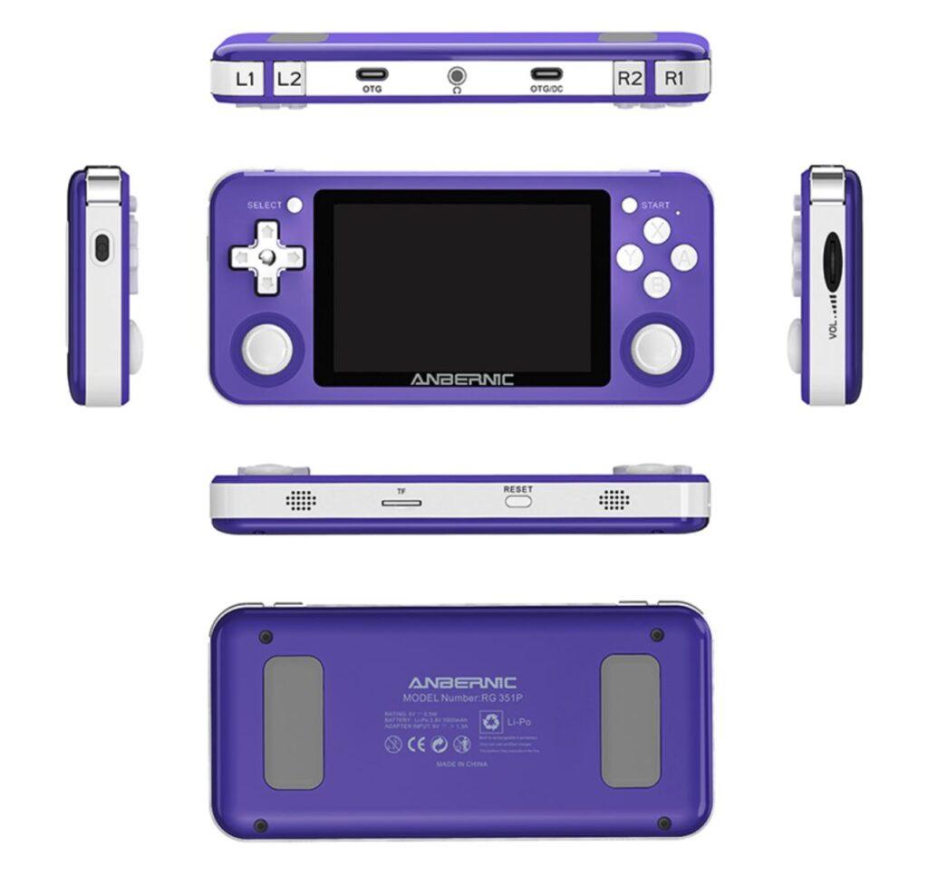 Consola RG351P