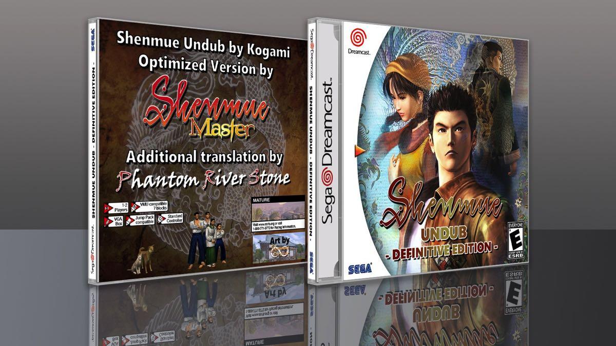 Shenmue Undub Definitive Edition