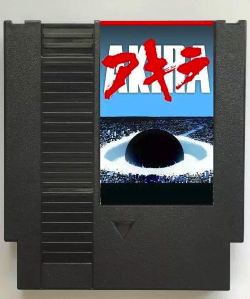 Akira para Nintendo NES