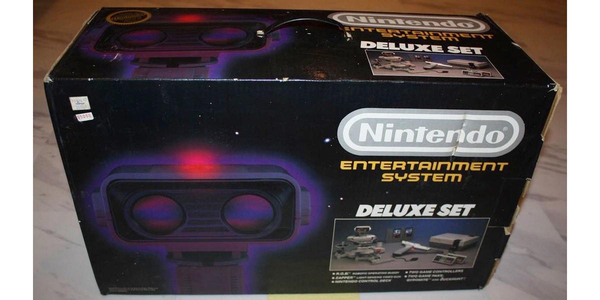 Nes Deluxe Set nueva a estrenar en Ebay
