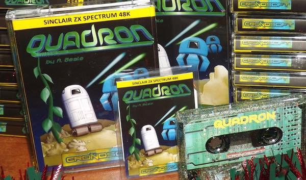 Quadron para ZX Spectrum