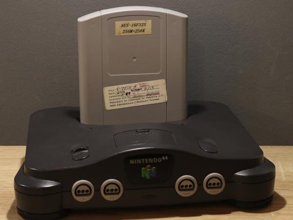 Prototipo Zelda 64