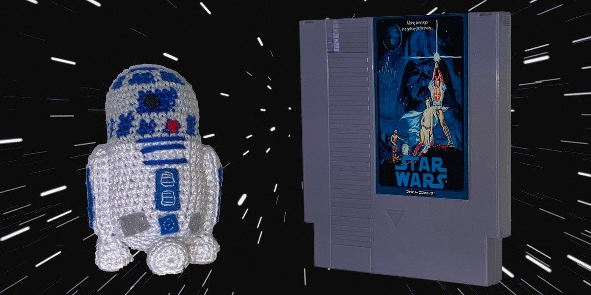 Star Wars de Namcot para Nintendo NES