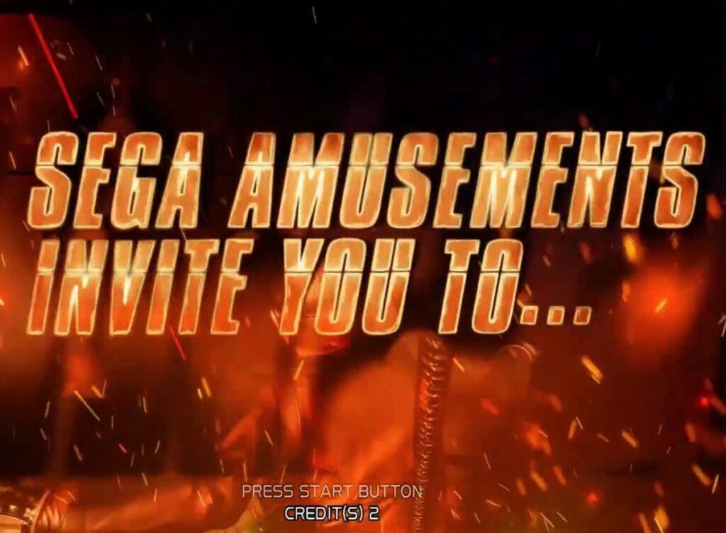 Sega Mission:Impossible
