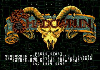 Shadowrun 2058