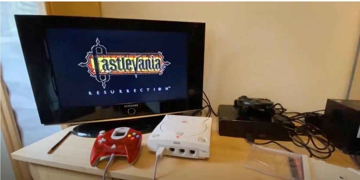 Castlevania para Sega Dreamcast