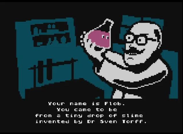 Flob para ordenadores Atari