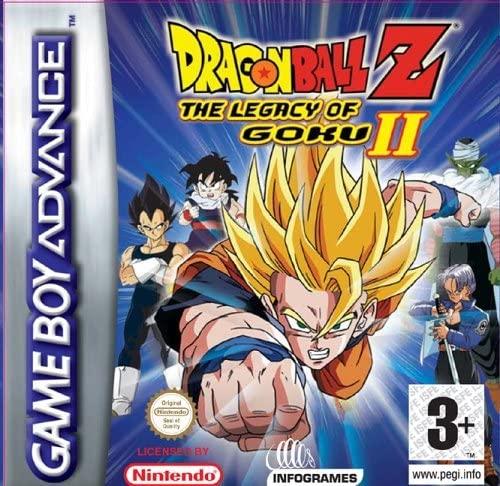 Dragon Ball Z: The Legacy of Goku II - Game Boy Advance