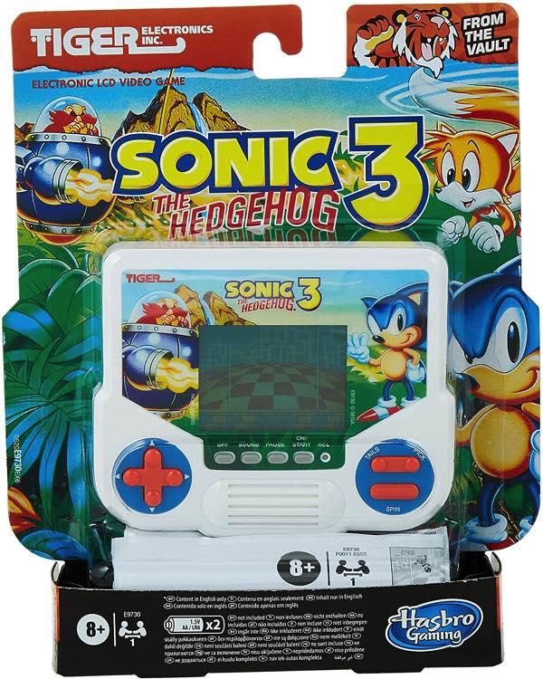 Sonic 3 LCD Tiger
