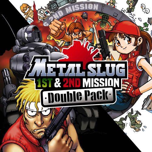 Metal Slug 1st & 2nd Mission