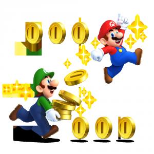Nintendo intenta patentar el sonido de la moneda de Mario