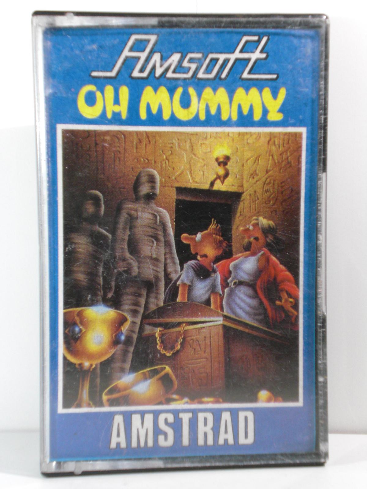 Oh Mummy para Amstrad