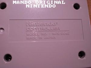 Diferencias entre un mando original de Nintendo NES y uno Chino