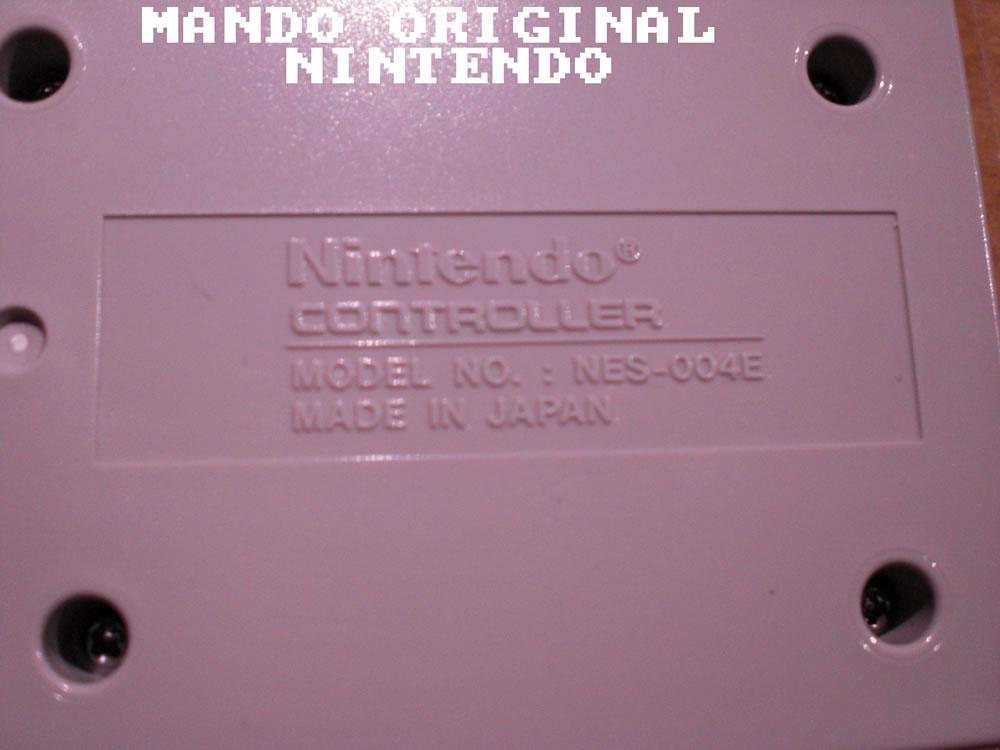 Mando original Nintendo NES